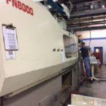 500 ton Nissei FN8000