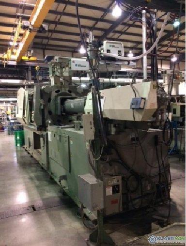 Used 500 Ton Nissei FN8000 Injection Molding Machine 5 Used 500 Ton Nissei FN8000 Injection Molding Machine