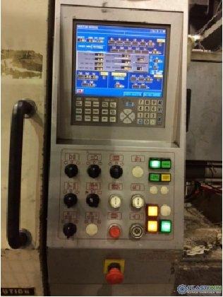 Used 500 Ton Nissei FN8000 Injection Molding Machine 6 Used 500 Ton Nissei FN8000 Injection Molding Machine