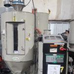 Used Conair D-75 Portable Carousel Drying System