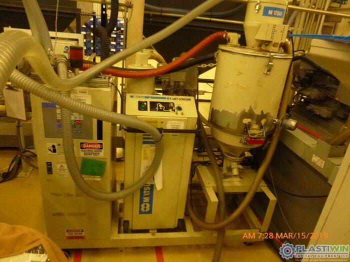 Used Matsui Model DMZ-40 Dryer