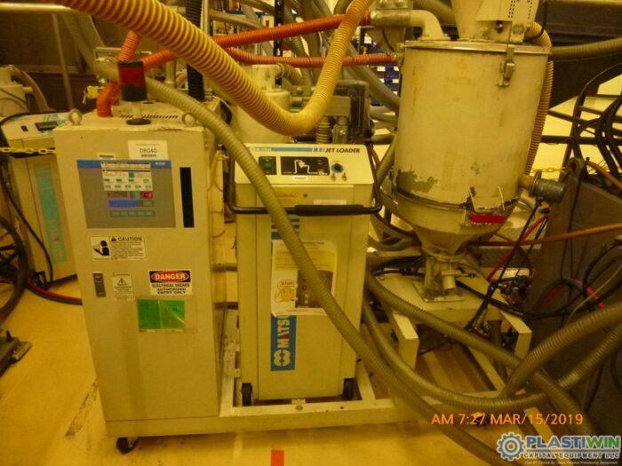 Used Matsui Model DMZ40 Dryer