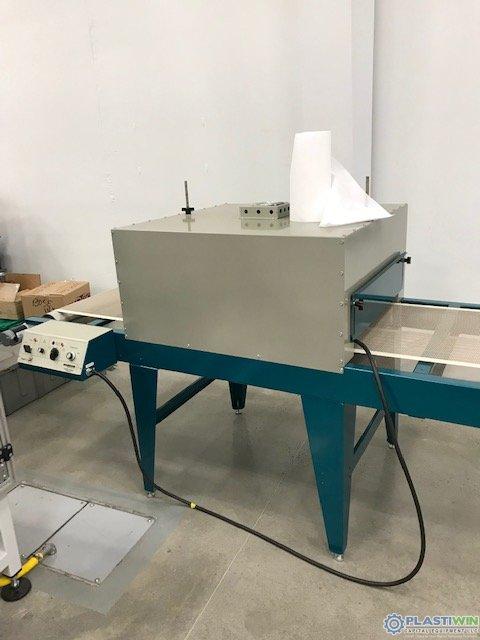 Used Diversified Model KSD-130R Pad Printer