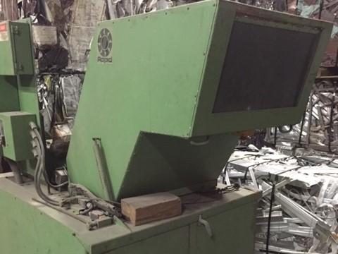 used 40 hp rapid model 1224 grinder