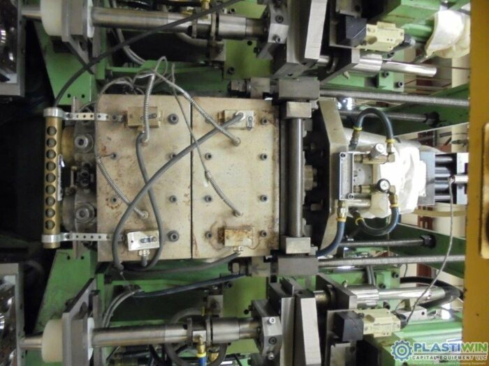 used bekum blow molding extrusion moulding machine for sale