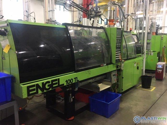 100 Ton Engel ES330-100TL (2)