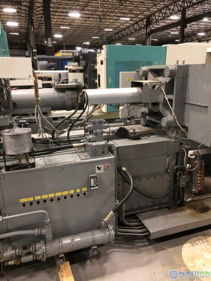 110 Ton Sumitomo SH100C Injection Molding Machine 1 Used 110 Ton Sumitomo SH100C Injection Molding Machine