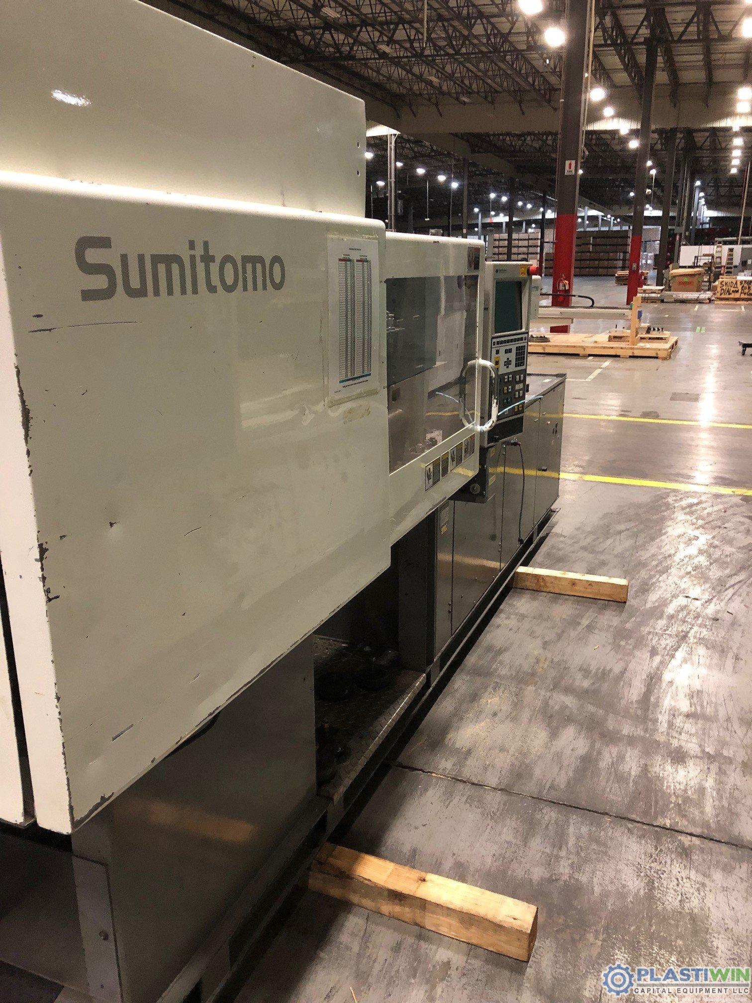 110 Ton Sumitomo SH100C