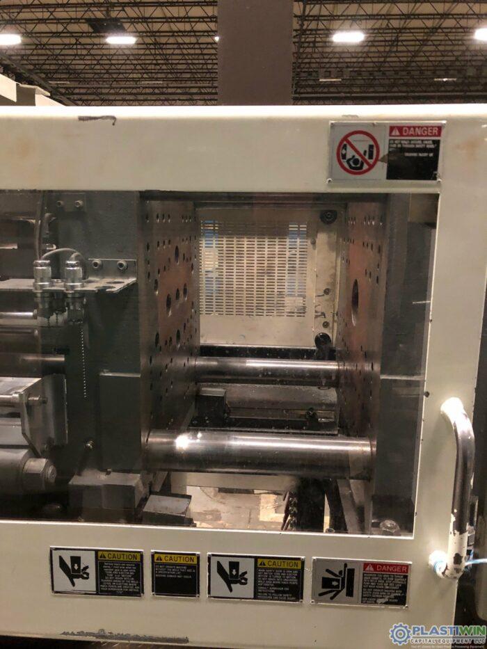110 Ton Sumitomo SH100C Injection Molding Machine 2 Used 110 Ton Sumitomo SH100C Injection Molding Machine