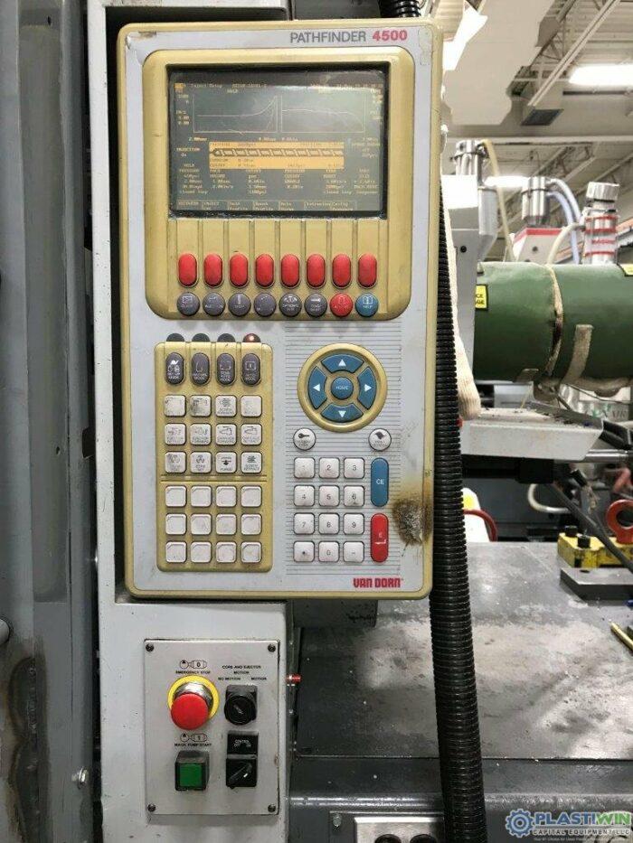 Used 300 Ton Van Dorn 300-HT-30 Injection Molding Machine 1 Used 300 Ton Van Dorn 300-HT-30 Injection Molding Machine