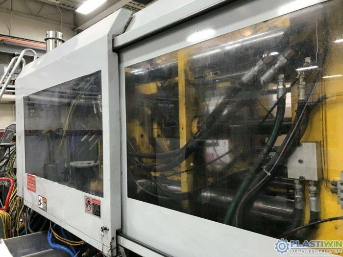 Used 300 Ton Van Dorn 300-HT-30 Injection Molding Machine 2 Used 300 Ton Van Dorn 300-HT-30 Injection Molding Machine