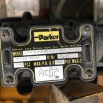 """6"""" Extek Hydraulic Screen Changer"""