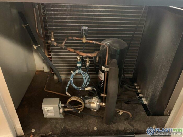 Used 3 Ton Conair ECA3 Air Cooled Chiller 3 Used 3 Ton Conair ECA3 Air Cooled Chiller