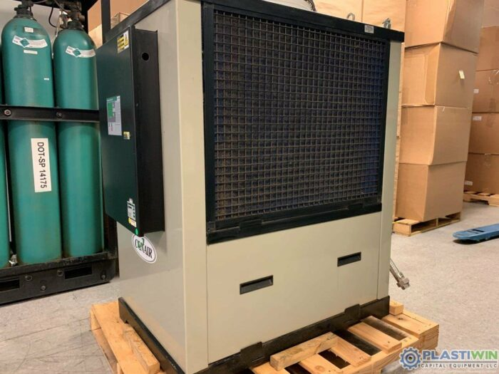 Used 3 Ton Conair ECA3 Air Cooled Chiller 5 Used 3 Ton Conair ECA3 Air Cooled Chiller