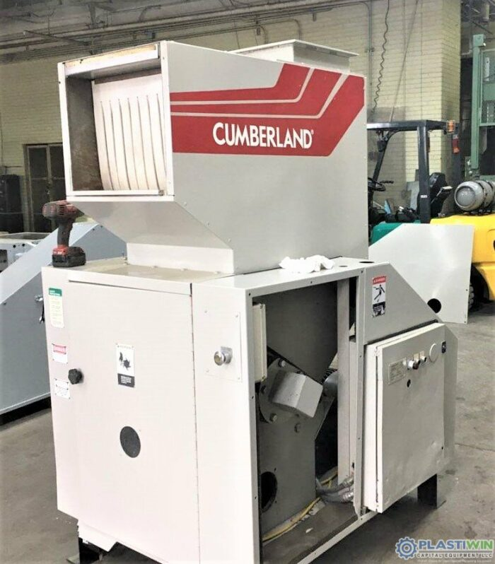 Cumberland 1620 Granulator-g