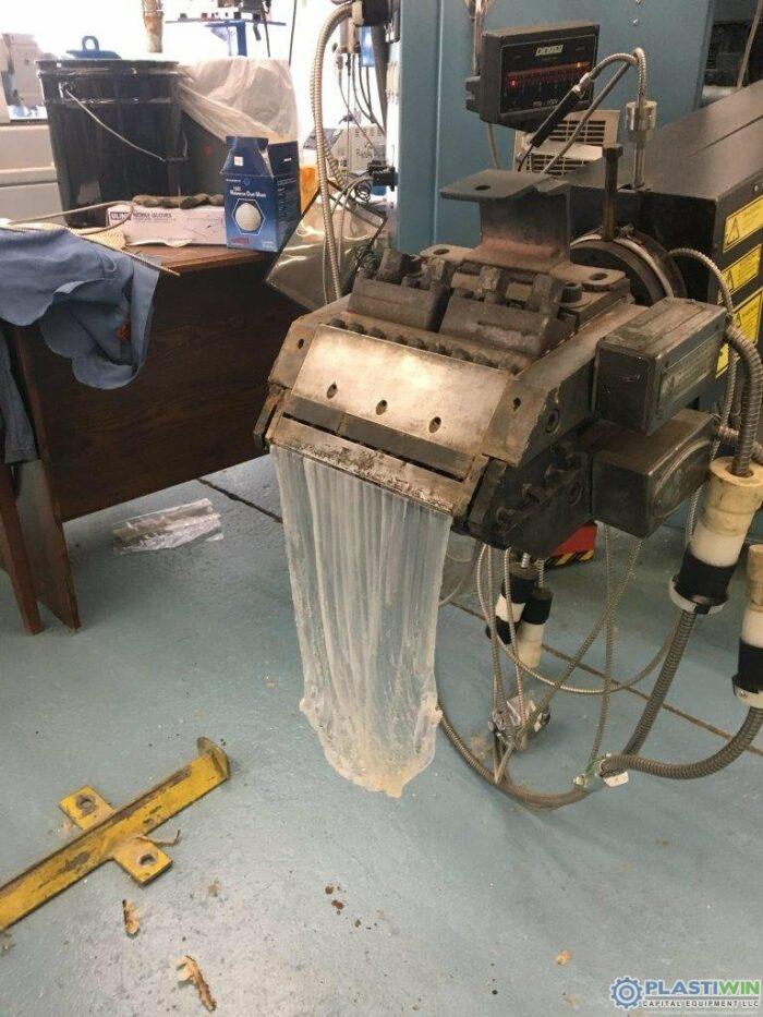 "Used 8"" Wide Davis-Standard Lab Sheet Extrusion Line with 1.25"" Extruder 15 Davis-Standard Lab Sheet"