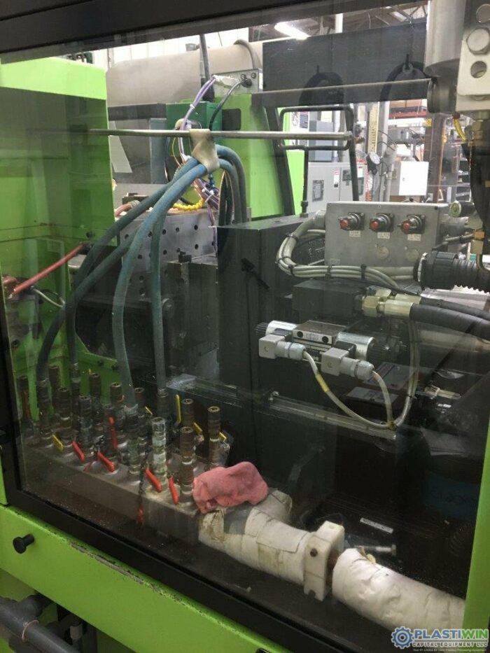 Used 40 Ton Engel ES80/40TL Injection Molding Machine 4 Used 40 Ton Engel ES80/40TL Injection Molding Machine