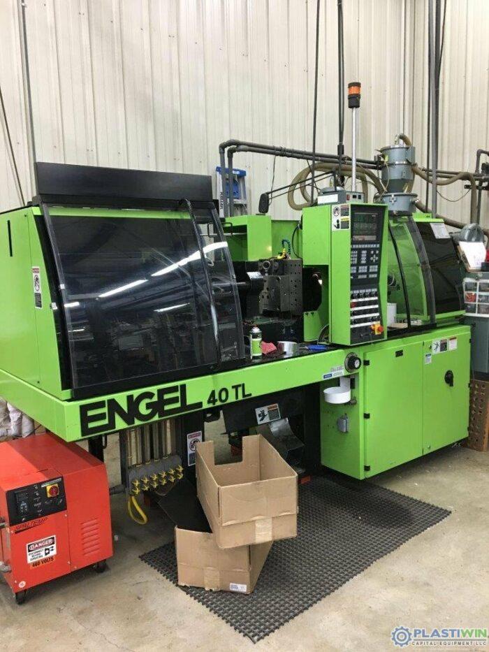 40 ton Engel ES80-40TL