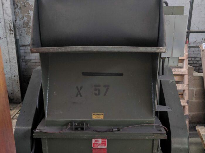 used 30 hp nelmor 1229 granulator