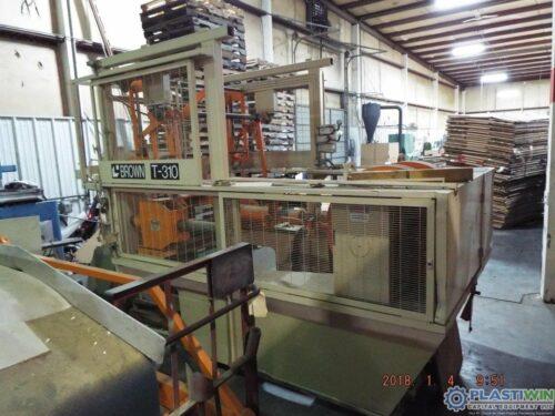 Brown T-310 Trim Press