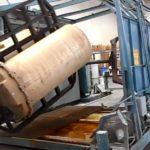 REI 2 Arm Swing Shuttle Rotational Molding Machine (5)