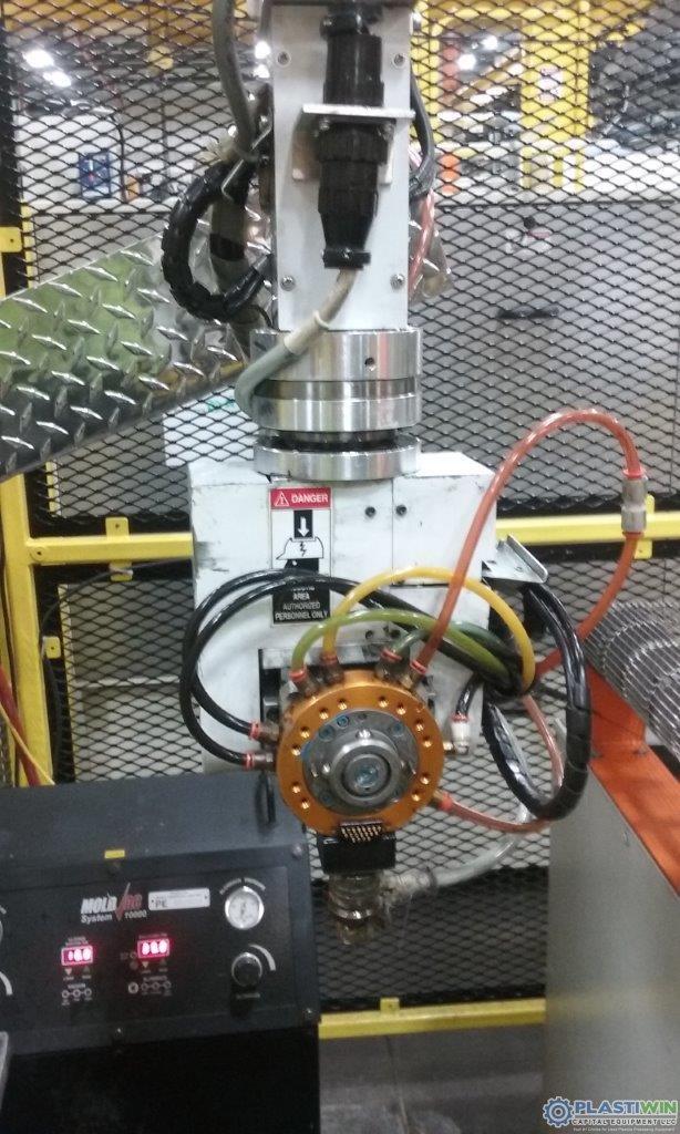used servo robot for sale LW-1600VI-480
