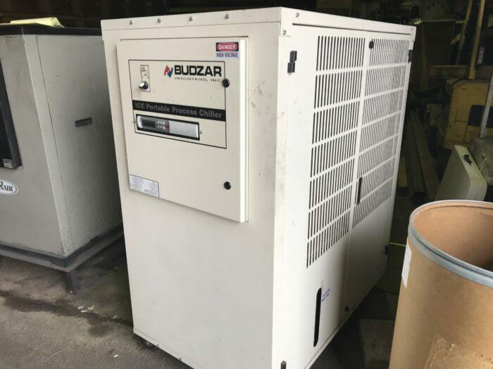 10 Ton Budzar AC-10 Air Cooled Chiller (4)
