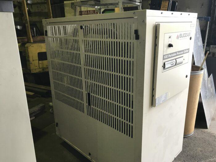 10 Ton Budzar AC-10 Air Cooled Chiller (5)