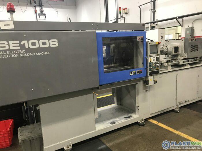 100 Ton Sumitomo SE100S LSR Injection Molding (4)