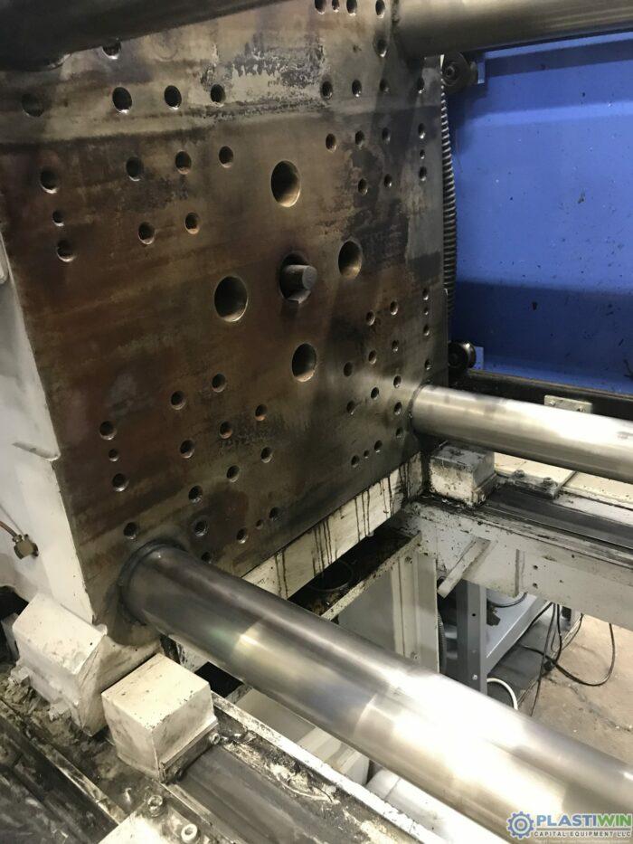 100 Ton Sumitomo SE100S LSR Injection Molding (5)