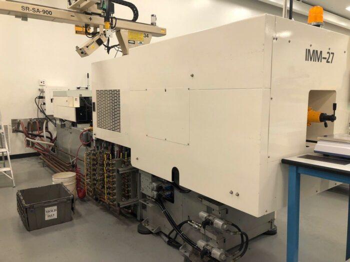 200 ton used toyo injection molding machine