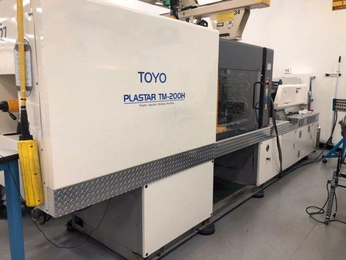 200 ton Toyo TM200H