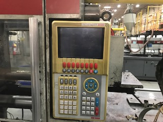 used 230 ton van dorn injection molding equipment for sale