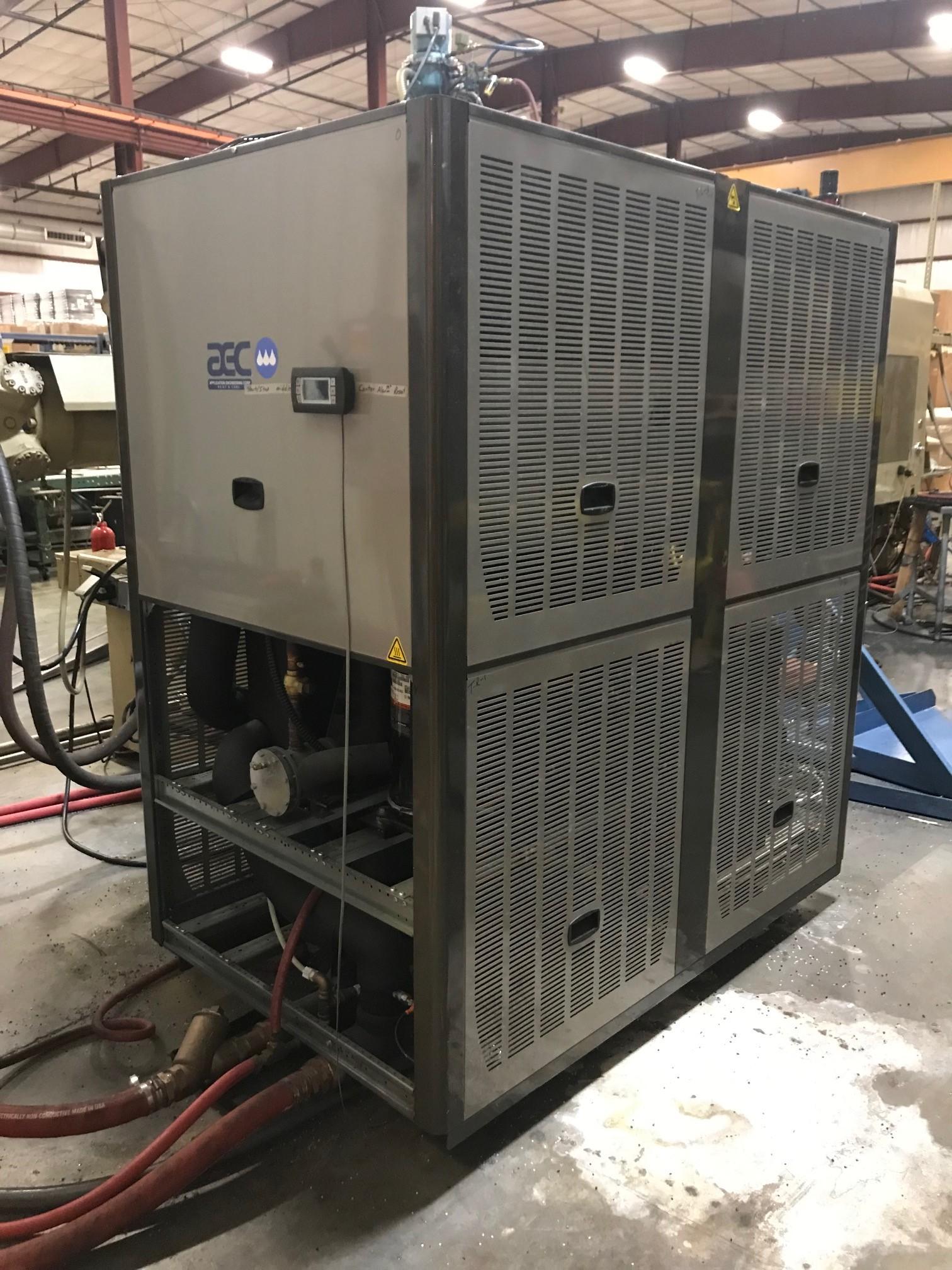 25 Ton AEC GPAC-90 Chiller
