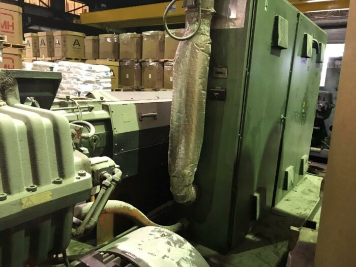 used single screw extruder machine for sale