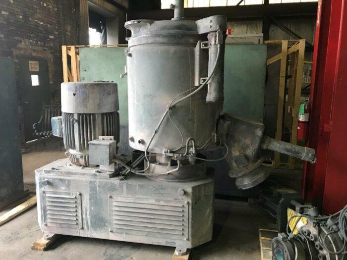 500L Henschel-Papenmeier High Intensity Mixer