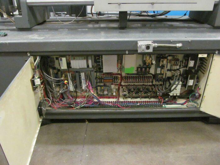 used van dorn injection moudling equipment model 500HT1920