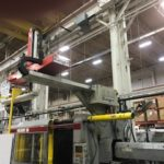 used 500 ton van dorn injection molding machinery for sale