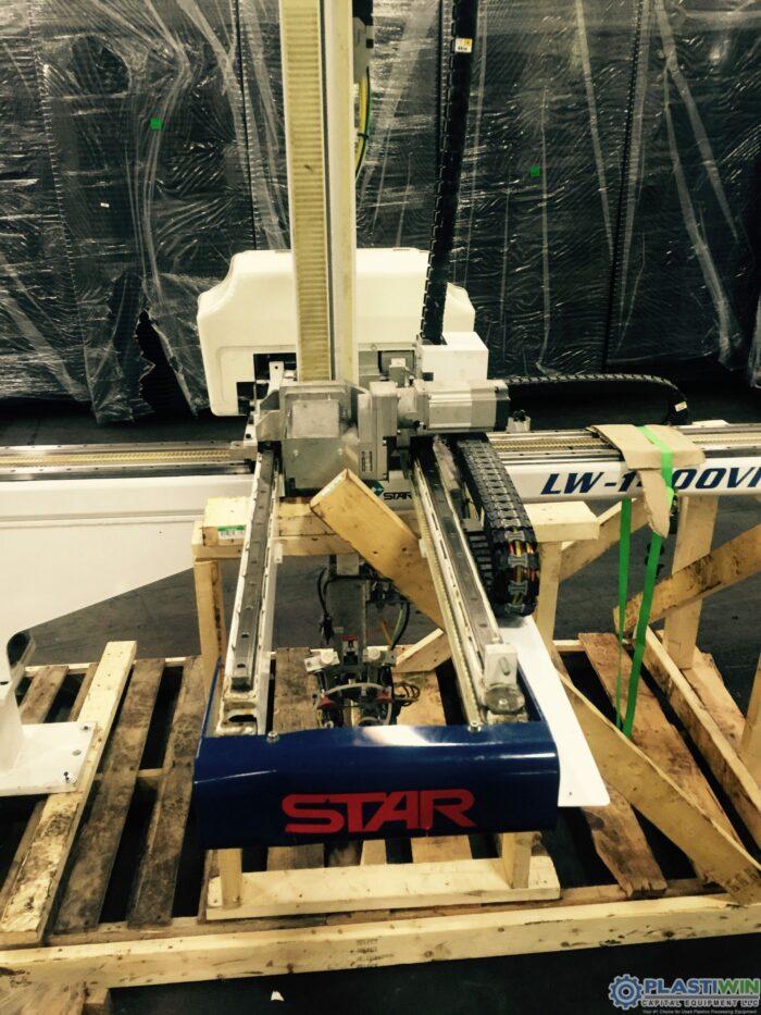 Star Automation LW-1400V1-380 All Servo Robot (1)