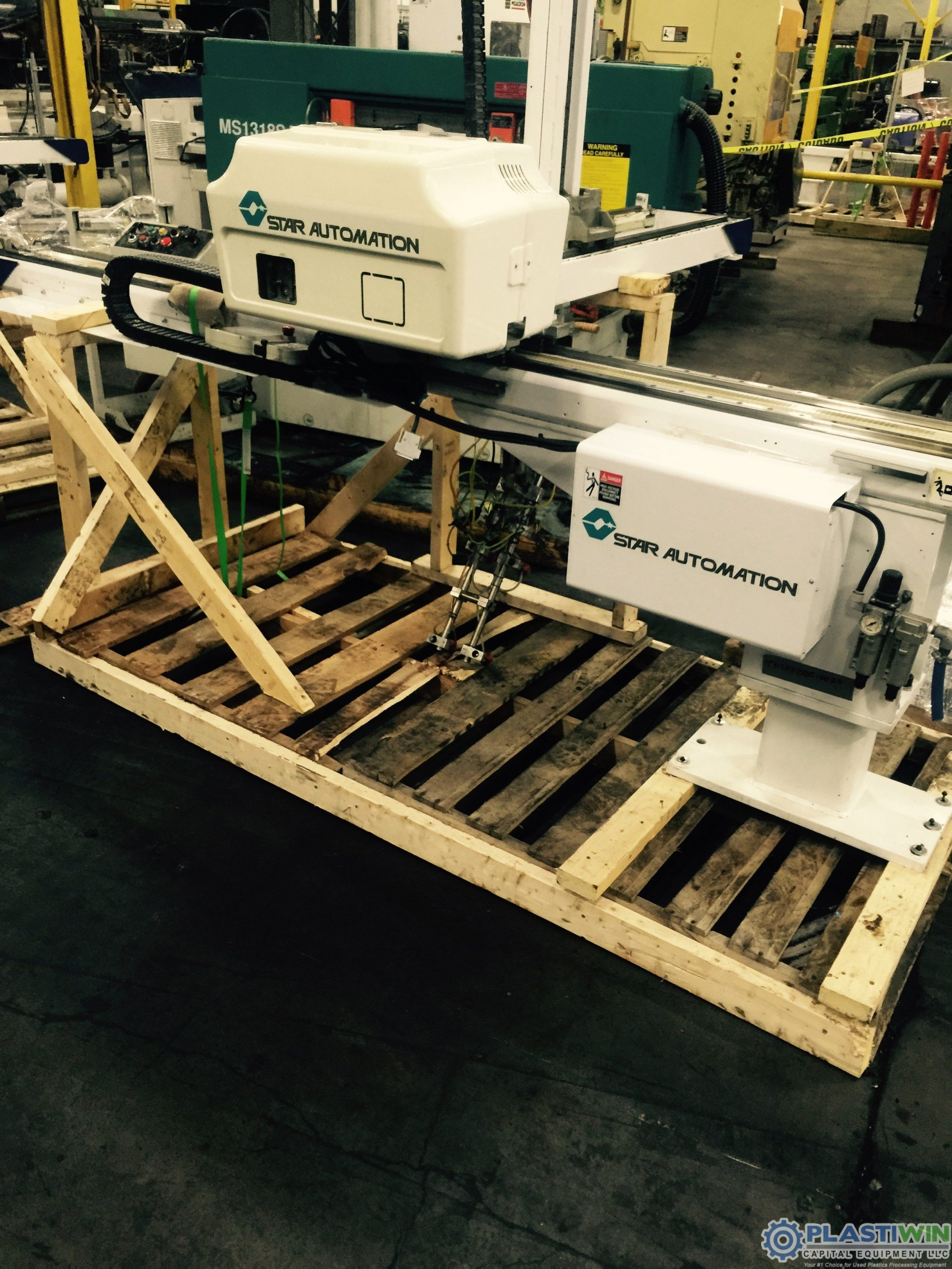 Star Automation LW-1400V1-380 All Servo Robot (2)