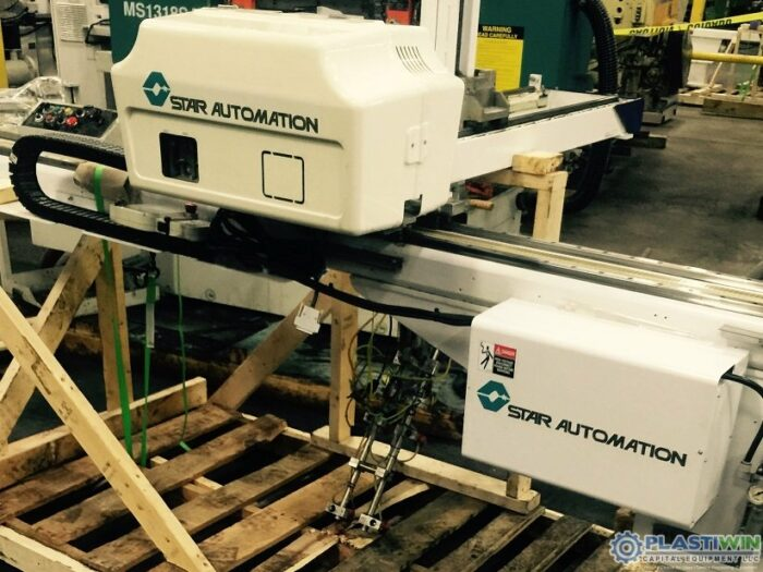 Star Automation LW-1400V1-380 All Servo Robot (3)