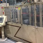 used zed industries sc2525 inline thermoformer
