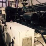 buy used mts500 injection molding machinery
