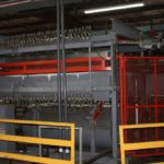 used 2000 maac station rotary thermoformer for sale