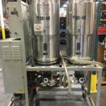 used platic ancillary dryer system model ARID-X 75PDII