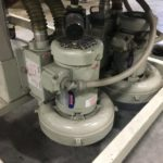 used plastics ancillary dryer system for sale