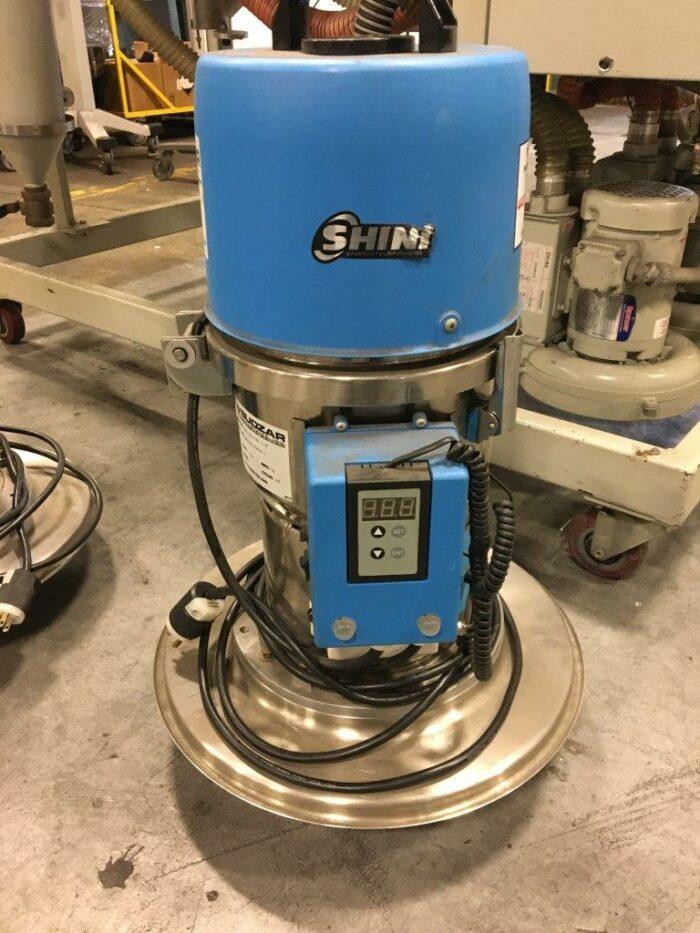 used dri air arid x 75pdii dryer system for sale