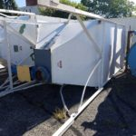 used 500 cubic foot day bin for sale
