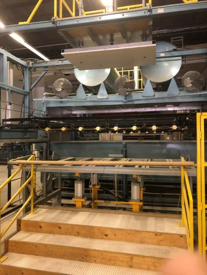 used shuman shuttle former machine for sale