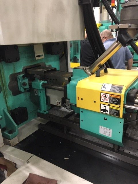used arburg shot injection molding machine for sale